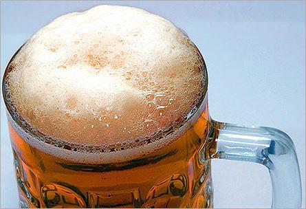 На Украине запретили рекламу пива