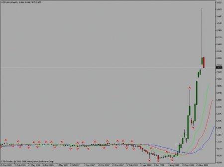 Критическая ситуация с долларом и гривной на украинском рынке