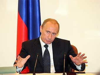 Владимир Путин назвал цену на технологический газ для Украины