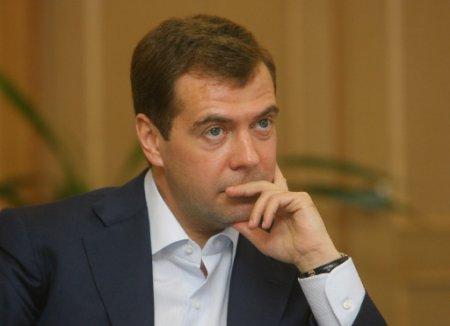 Медведев прокомментировал, что ответа от президента Украины еще не поступило