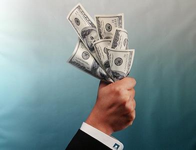 Вариант – объявить себя банкротом