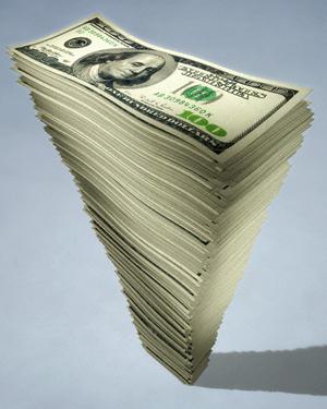 Коллекторов и банкиров окружают плохие кредиты